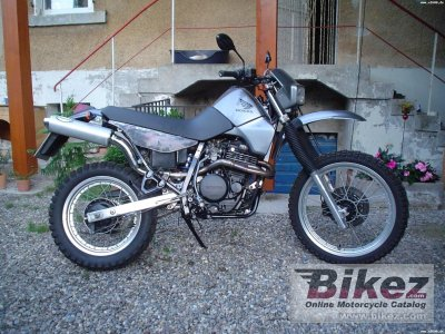 1987 Honda XL 600 RM photo