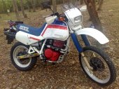 1987 Honda XL 600 LM photo