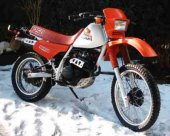 1987 Honda XL 250 R photo