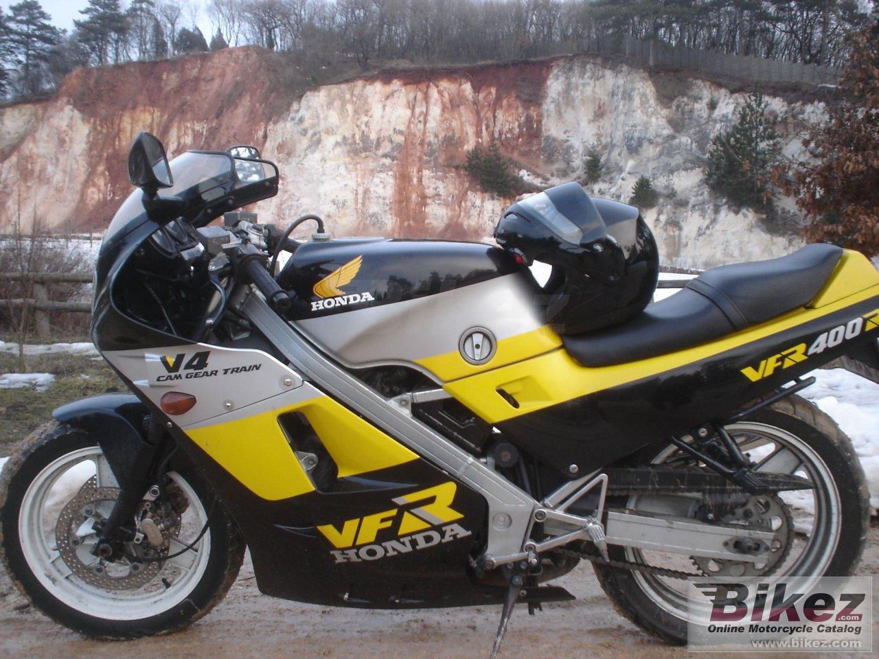 Хонда ВФР 400 нс 21 #1