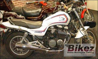1987 Honda CBX 650 E