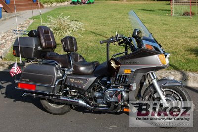 1987 Honda GL 1200 DX Gold Wing