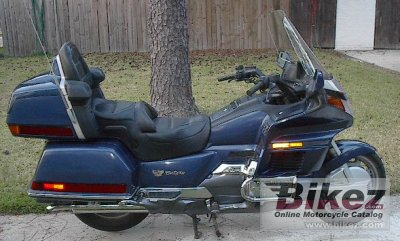 1988 Honda GL 1500-6 Gold Wing photo