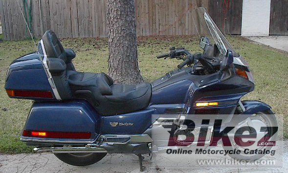Honda GL 1500/6 Gold Wing