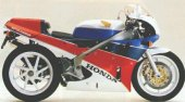 1988 Honda VFR 750 R / RC 30 photo