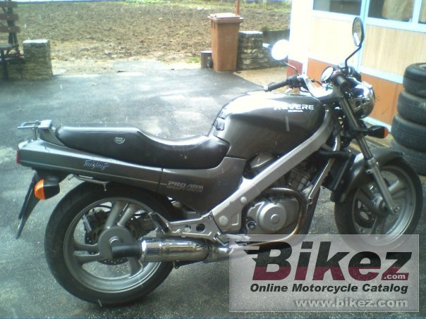 Big  ntv 650 revere picture and wallpaper from Bikez.com