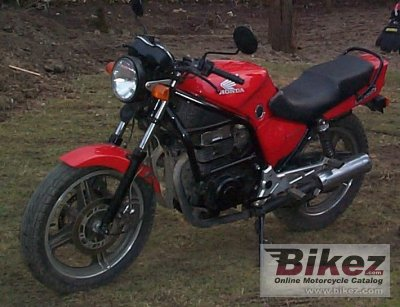 1988 Honda CB 450 S photo