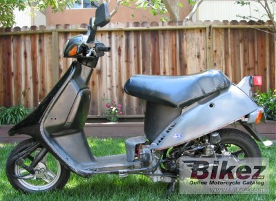 1988 Honda Elite SA 50 photo