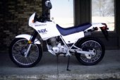 1988 Honda NX 125 photo