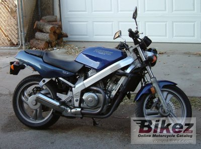 1988 Honda NT 650 Hawk GT photo