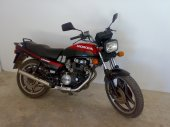 1988 Honda CB 450 DX photo