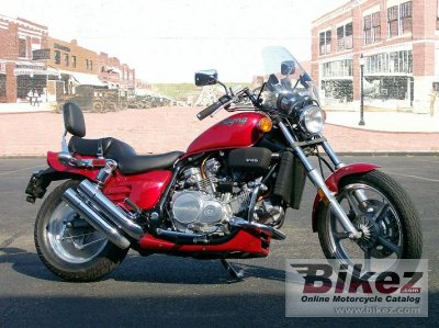 1988 Honda VF 750 C Super Magna V45 specifications and pictures