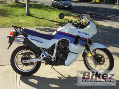 1989 Honda XL 600 V Transalp photo