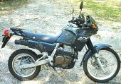 1989 Honda NX 650 Dominator photo