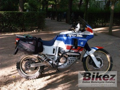 1989 Honda XRV 650 Atrica Twin photo