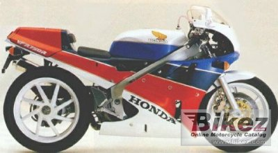 1989 Honda VFR 750 R - RC 30 photo