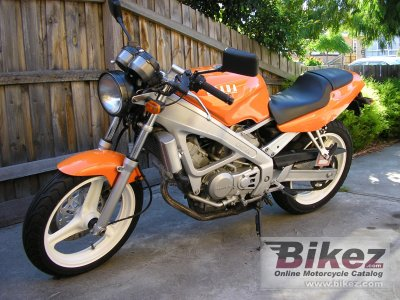 1989 Honda VT 250 Spada OBI photo