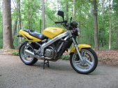 1989 Honda NT 650 Hawk GT photo