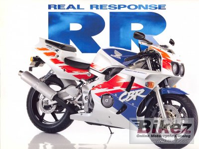 1989 Honda CBR 400 RR Fireblade photo