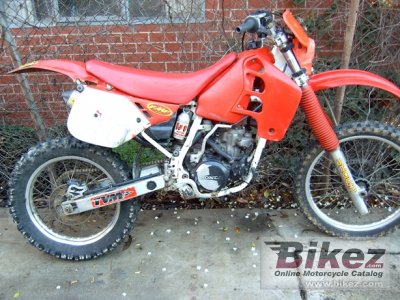 1989 Honda CR 250 photo