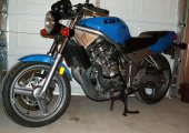 1989 Honda CB1 photo