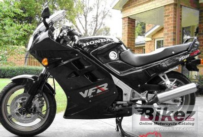 1989 honda vfr 750 f specifications and pictures 1989 honda vfr 750 f sciox Images