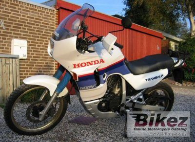 1990 Honda XL 600 V Transalp photo