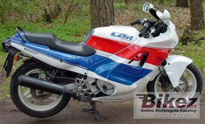 1990 Honda CBR 600 F (reduced effect) photo