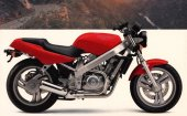 1990 Honda NT 650 Hawk GT photo