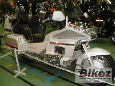 1990 Honda GL 1500-6 Gold Wing