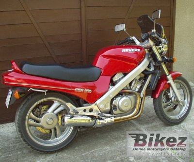 1990 honda ntv 650 revere specifications and pictures. Black Bedroom Furniture Sets. Home Design Ideas