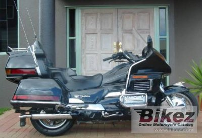 1991 Honda GL 1500-6 Gold Wing photo