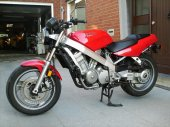 1991 Honda NT 650 Hawk GT photo