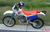 1991 Honda XR 600 R photo