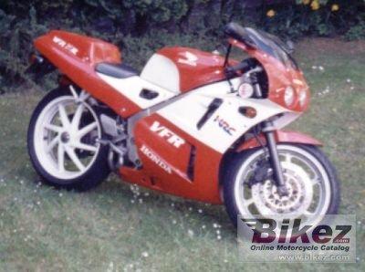 1991 Honda VFR 400 R