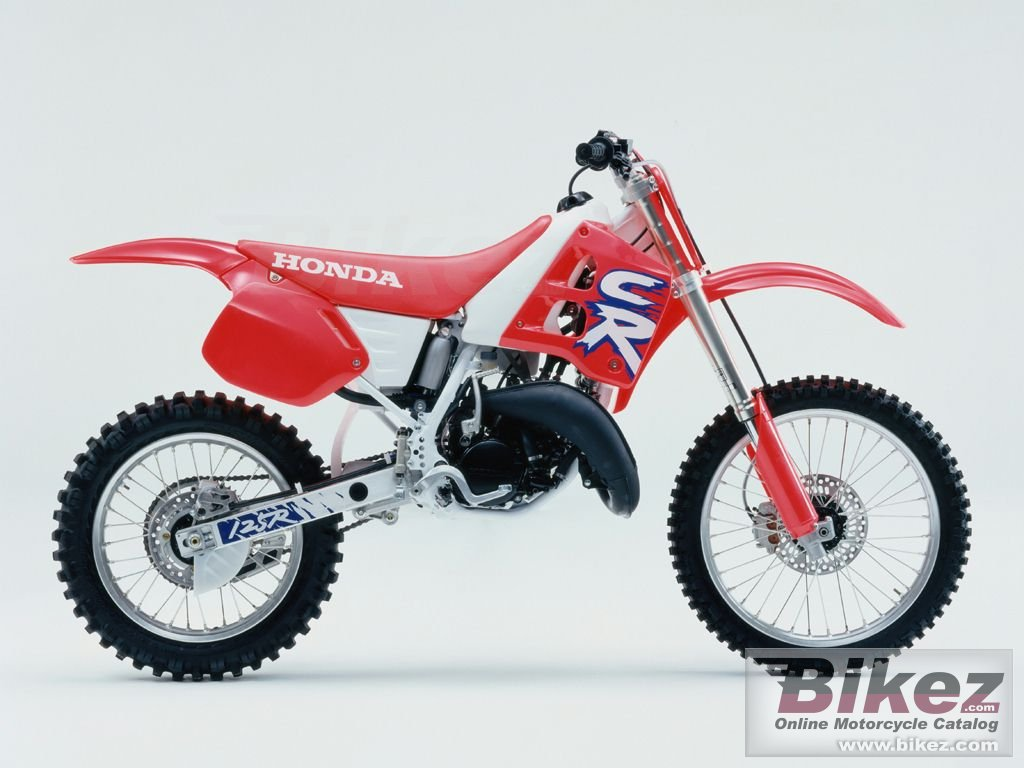 Big  cr 125 picture and wallpaper from Bikez.com