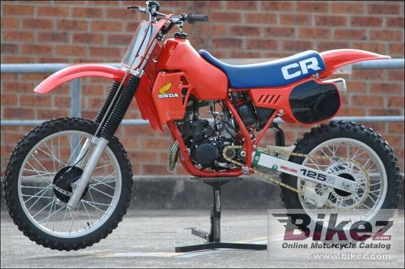 1992 Honda CR 125 photo