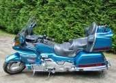 1992 Honda GL 1500/6 Gold Wing