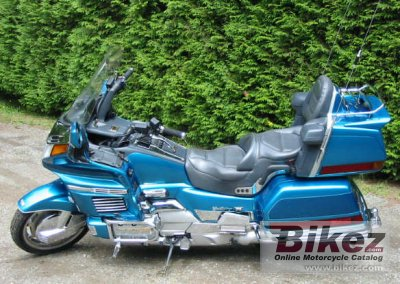 1992 Honda GL 1500-6 Gold Wing