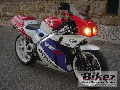 1992 Honda VFR 400 R