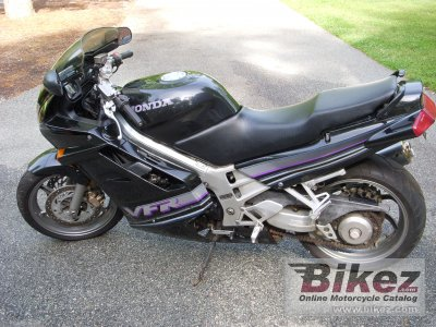 1992 Honda VFR 750 R - RC 30 - R-edition (reduced effect)