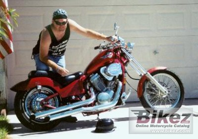 1992 Honda Vt 600 C Specifications And Pictures