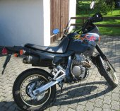 1993 Honda NX 650 Dominator photo