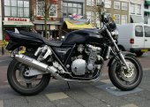 1993 Honda CB 1000 Big 1 photo