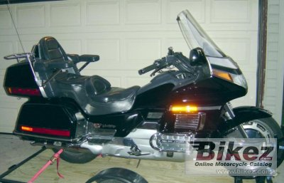 1993 Honda GL 1500 Aspencade photo
