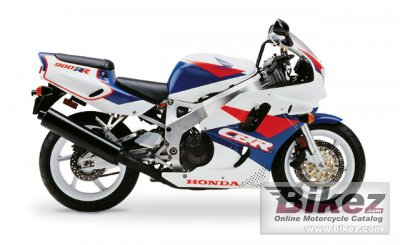 1993 Honda Cbr 900 Rr Fireblade Specifications And Pictures
