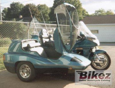 1993 Honda GL 1500 SE