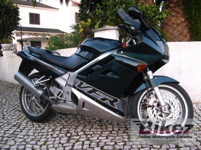 1993 honda vfr 750 f specifications and pictures sciox Images