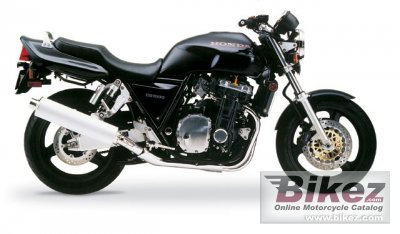 1994 Honda CB 1000 F photo