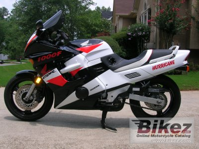 1994 honda cbr 1000 f specifications and pictures. Black Bedroom Furniture Sets. Home Design Ideas